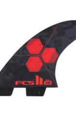 FCS FCS II AM PC SMALL RED TRI