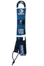 OAM COMP 6' LEASH BLACK