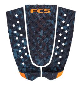 FCS FCS T-3 Blue Fleck/Orange