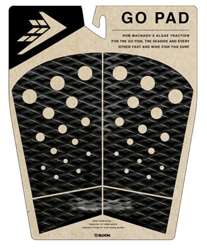 FIREWIRE SURFBOARDS 4 PIECE GO PAD TRACTION