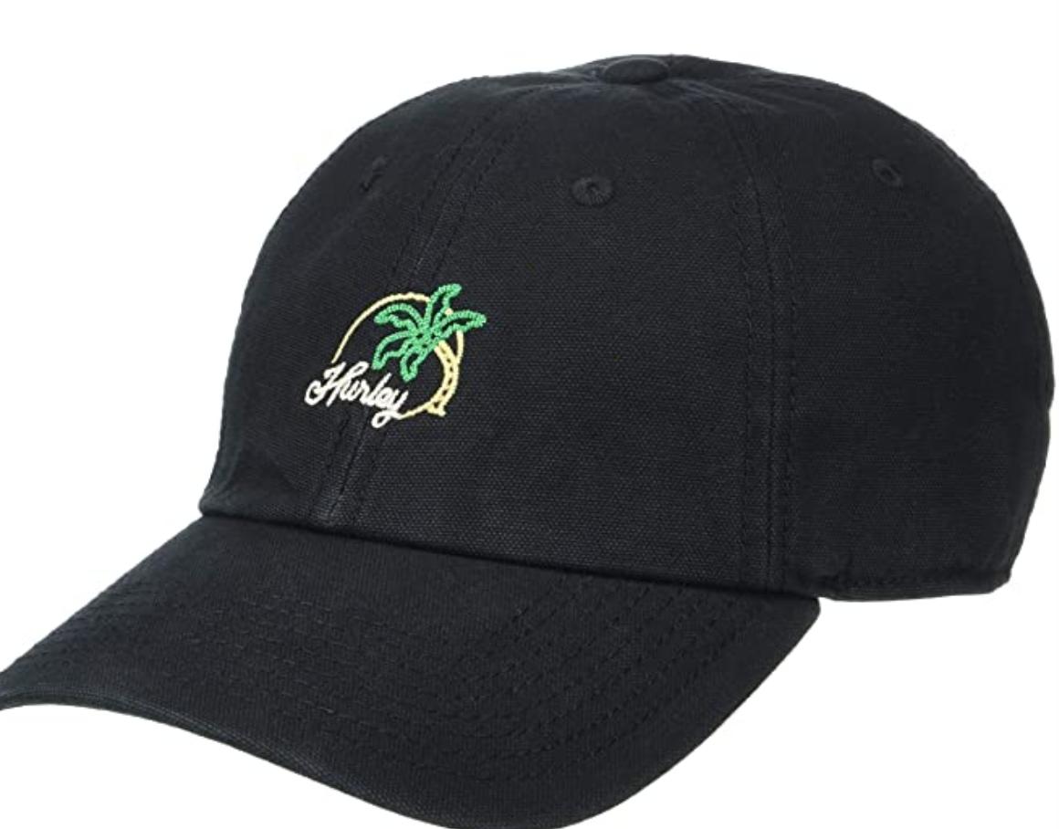 HURLEY SUNRISE PALM HAT