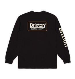 BRIXTON PALMER II L/S TEE
