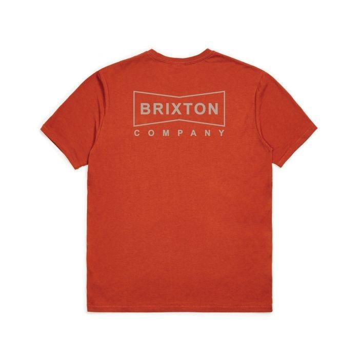 BRIXTON WEDGE S/S TEE