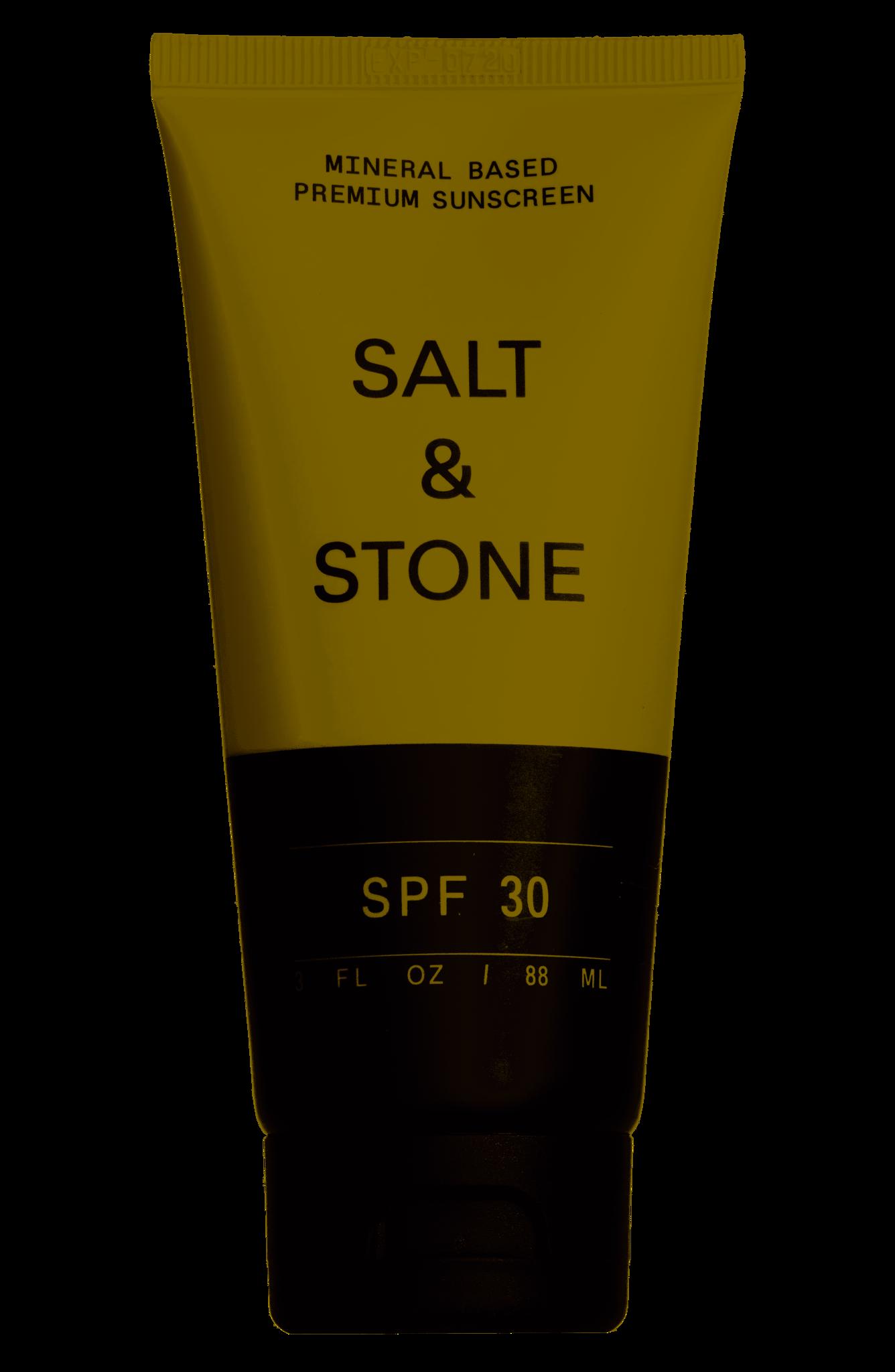 SALT & STONE SALT & STONE SPF 30 LOTION