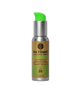 RAW ELEMENTS DAILY LIFESTYLE SPF30 PUMP