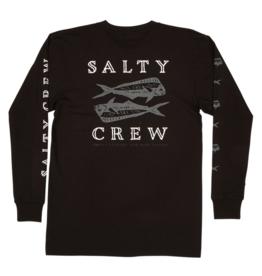 SALTY CREW DOUBLE UP PREMIUM L/S TEE