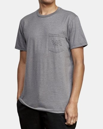 RVCA BARBED SS