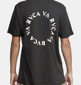 RVCA ECLIPSED SS