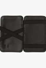 RVCA LEATHER MAGIC WALLET