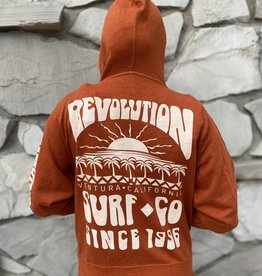 REVOLUTION SUN UP ZIP HOOD VTA