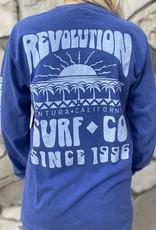 REVOLUTION SUN UP L/S VTA