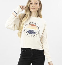 RIPCURL ULTIMATE WAVE CROP L/S