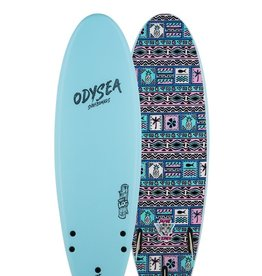 ODYSEA 6'0 LOG JOB SKY BLUE
