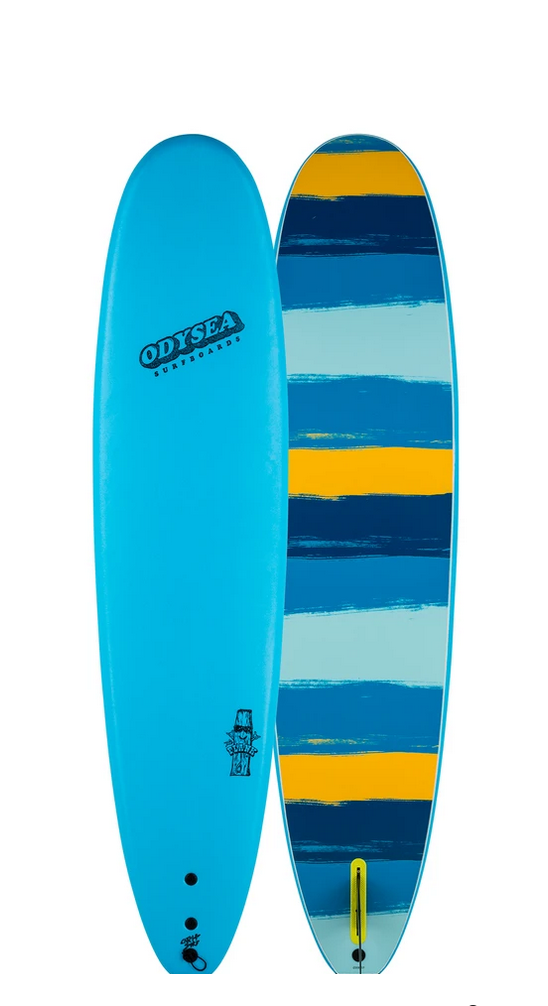 ODYSEA 8'0 PLANK SINGLE FIN