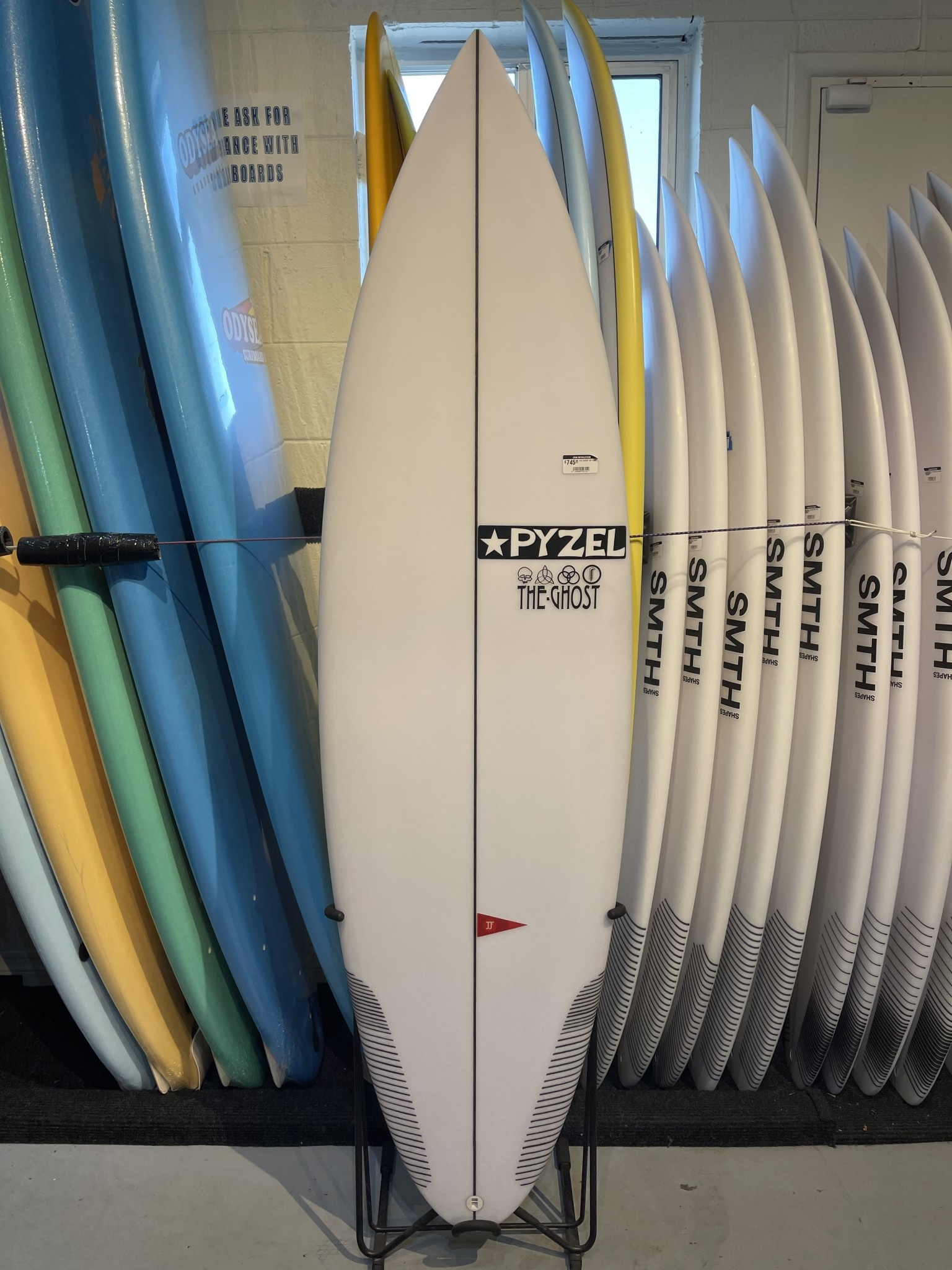 PYZEL 5'9 GHOST 5P FCS2