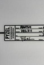 PYZEL 6'1 PHANTOM FCS2