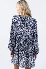 RIPCURL DRIFTER LONGSLEEVE DRESS