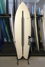 CHANNEL ISLANDS SURFBOARDS 5'6 CI FISH SE FUTURES
