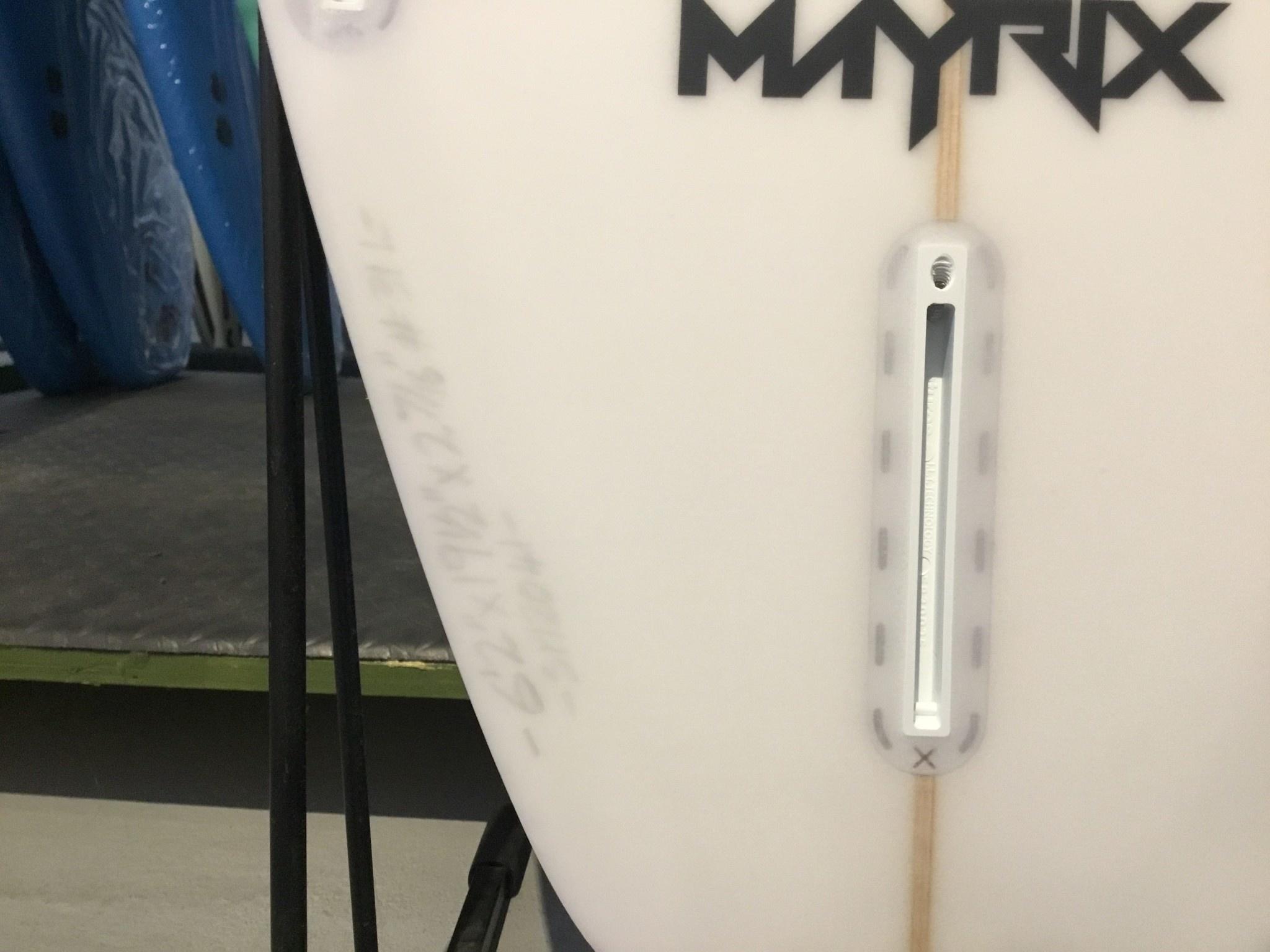 SMITH SHAPES 6'2 MAYTRIX FUT