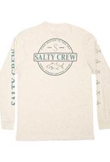 SALTY CREW DEEP SEA PREMIUM L/S TEE