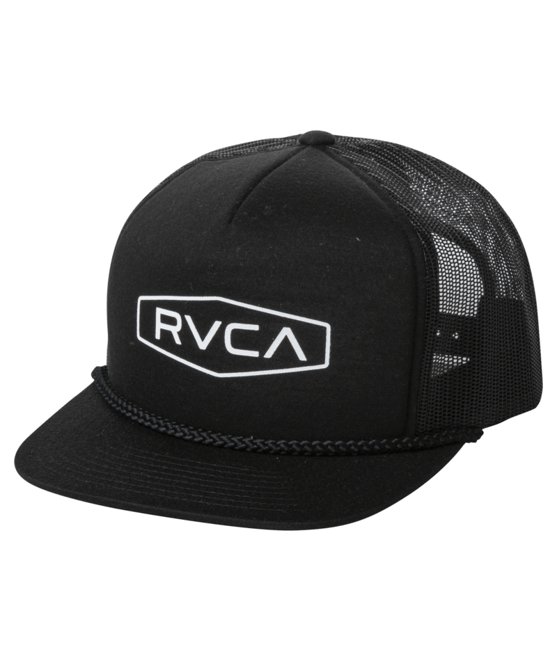 RVCA STAPLE FOAMY BOYS HAT