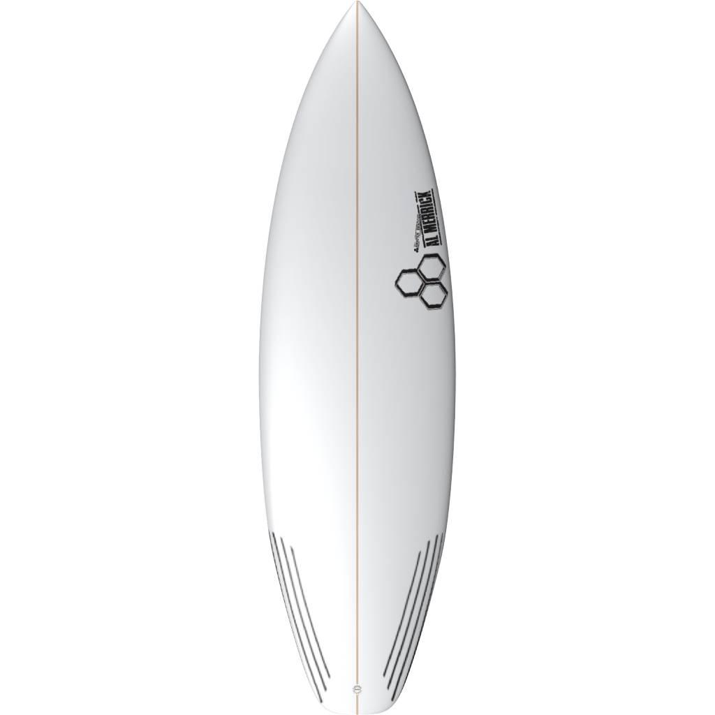CHANNEL ISLANDS SURFBOARDS 5'6 SAMPLER FCS2 5P