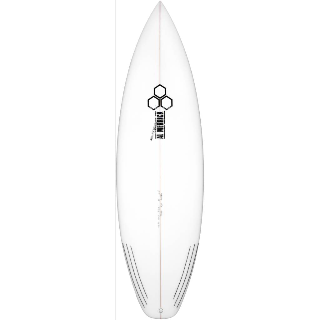 CHANNEL ISLANDS SURFBOARDS 6'2 FEVER FUTURES