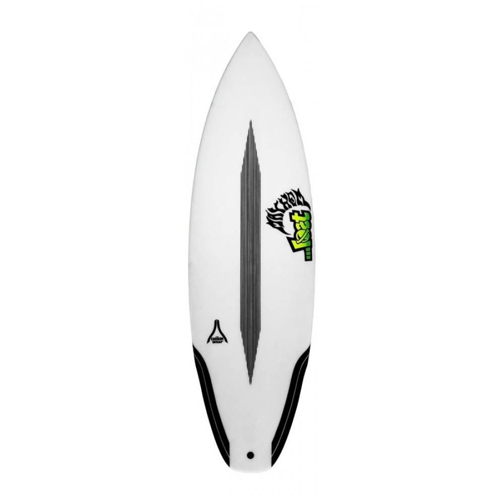 LOST 6'2 BABY BUGGY CARBON FCS2