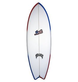 LOST 5'5 PUDDLE FISH FCS2