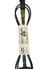 CHANNEL ISLANDS SURFBOARDS CI HEX 6' COMP LEASH