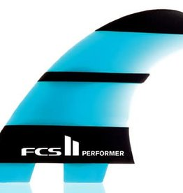 FCS FCS 2 PERFORMER NEOGLASS TRI MEDIUM