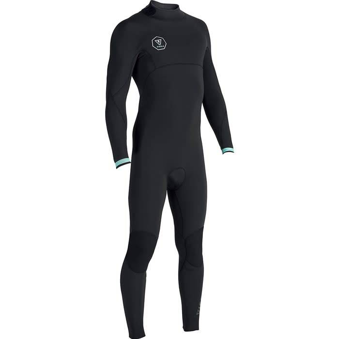 VISSLA 7 SEAS 4/3 CHEST ZIP