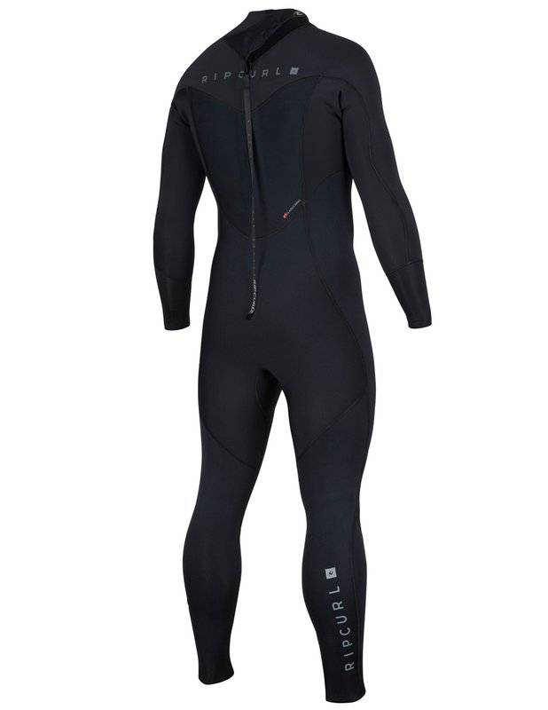 RIPCURL DAWN PATROL 4/3 BACK ZIP