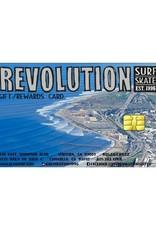 REVOLUTION GIFT CARDS