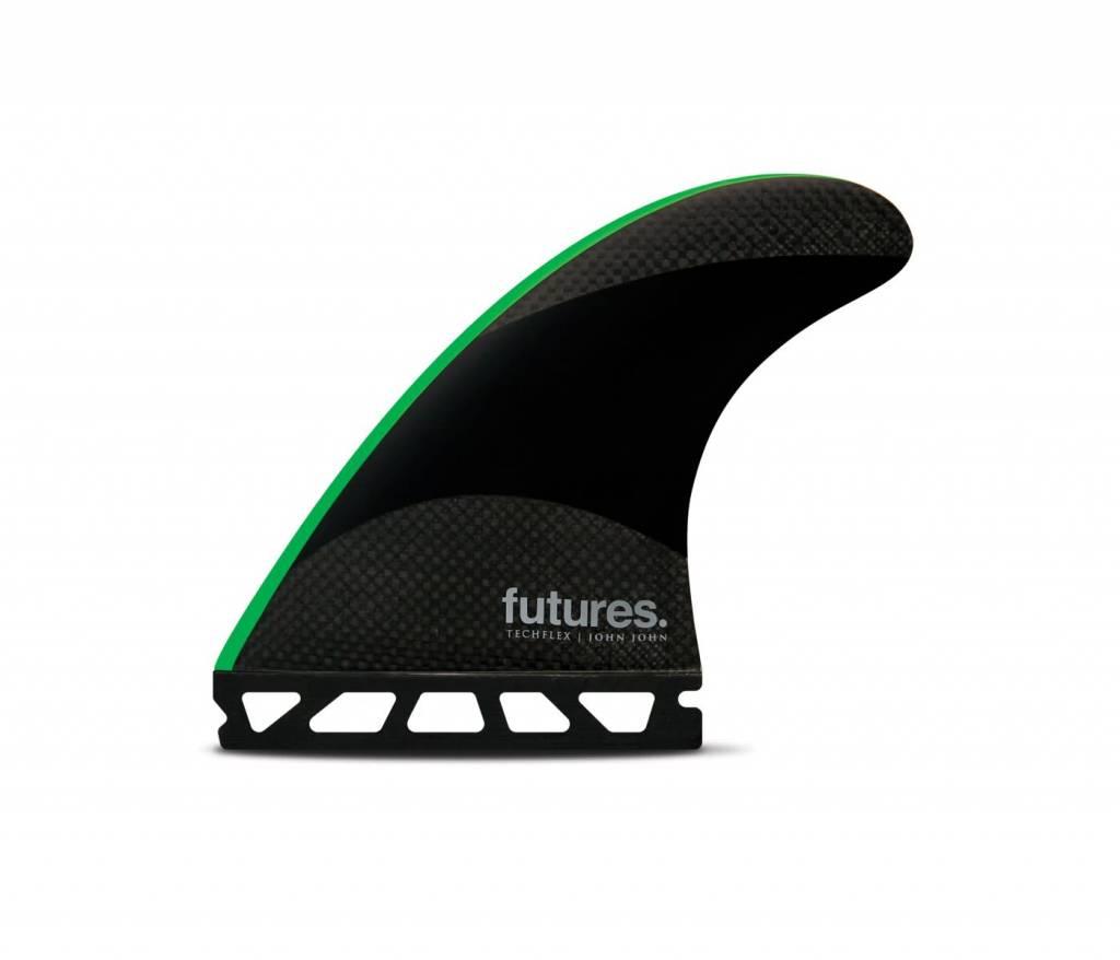 FUTURES JJF2 MEDIUM TECHFLEX BLK/NGRN