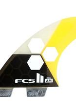 FCS FCS2 AM PC SMALL YELLOW TRI
