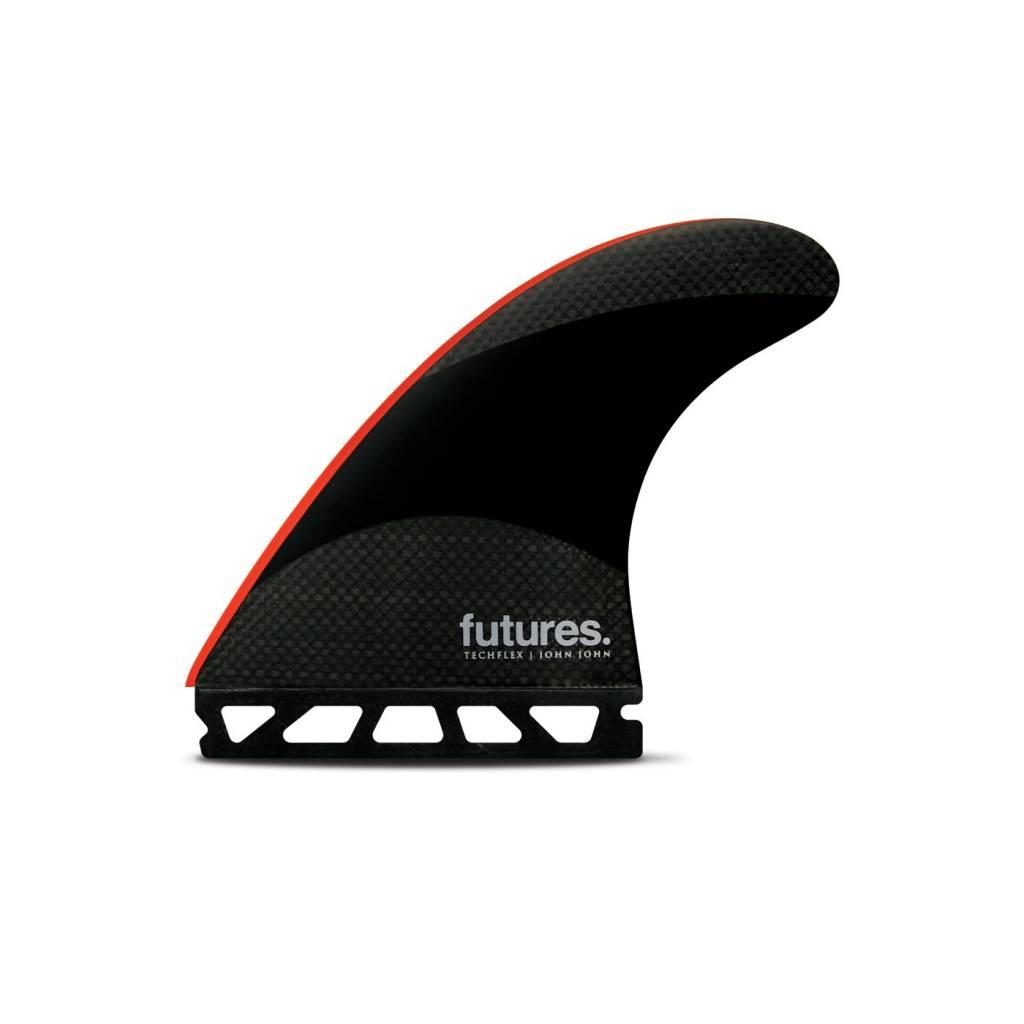 FUTURES JJF2 LARGE TECHFLEX TRI BLK/RED