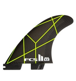 FCS FCS2 KA PC GREY/YELLOW TRI MEDIUM