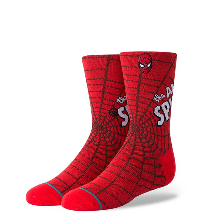 STANCE AMAZING SPIDERMAN KIDS