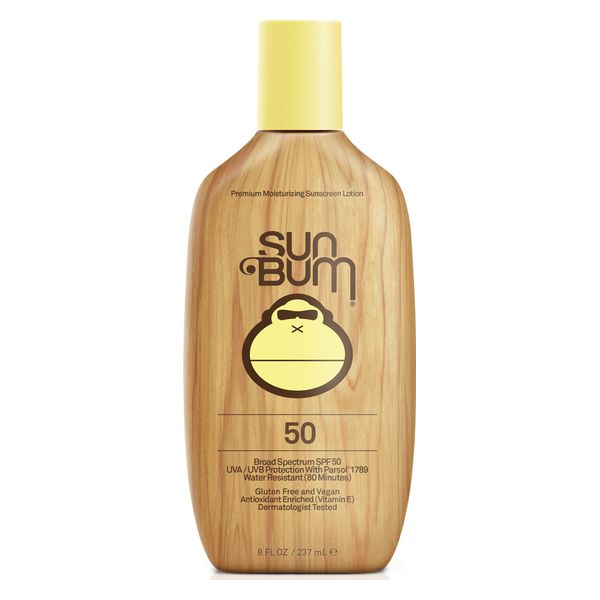 SUN BUM SUN BUM SPF 50 Lotion 8OZ