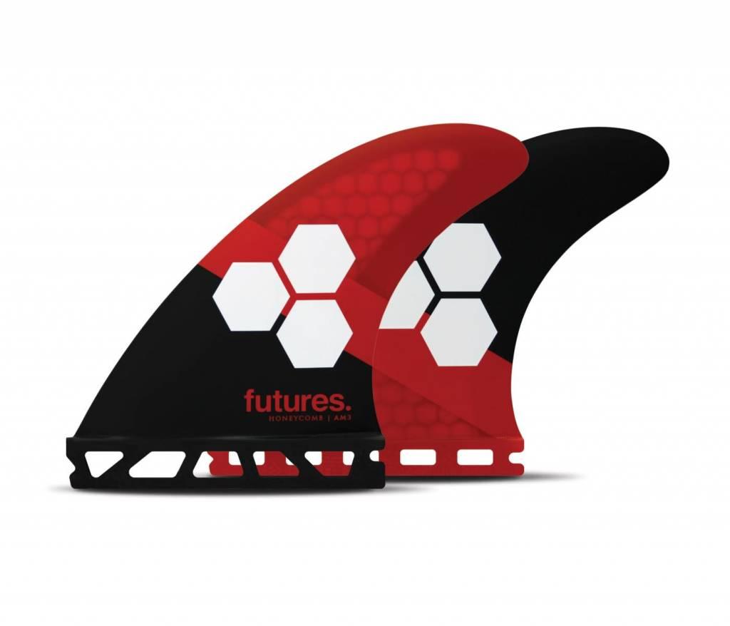 FUTURES FUTUTE AM3 HC THRUSTER RED/BLACK