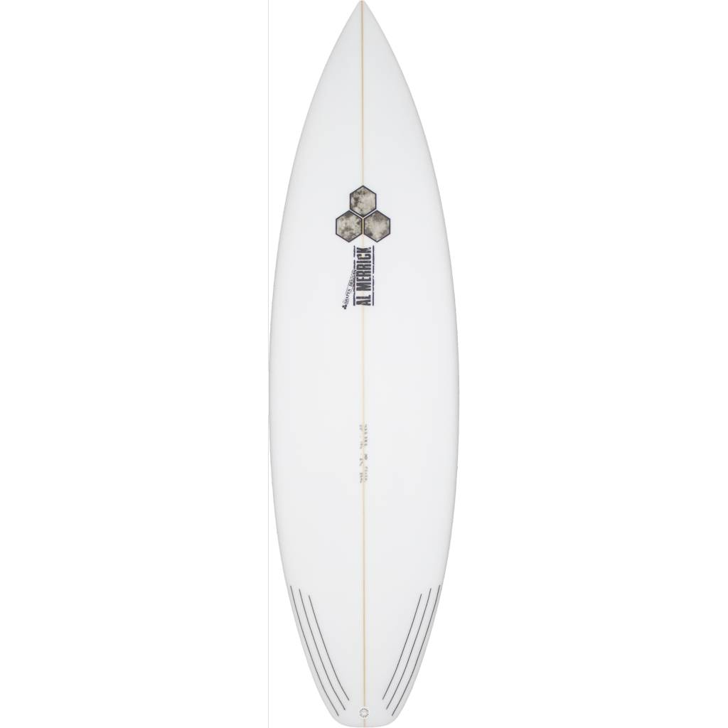 CHANNEL ISLANDS SURFBOARDS CI 6'4 FEVER FUTURES
