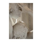 The Picturalist Framed Print on Rag Paper: Le Baiser by Baptiste Marsac