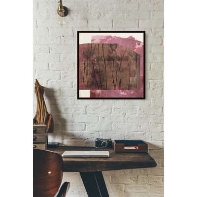 The Picturalist Framed Print on Rag Paper: Alegoria by Lidia Beiza
