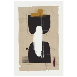 The Picturalist Framed Print on Rag Paper: Fossus