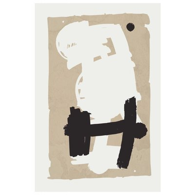 Framed Print on Rag Paper Neptis by Alejandro Franseschini
