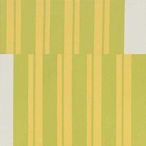 Framed Print on Canvas: Stripes #01 on Canvas