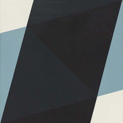 Framed Print on Canvas: Assembly 01 by Rodrigo Martin