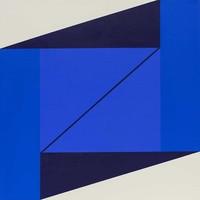 Stretched Canvas 1.5 - Cuadratura #02 by Rodrigo Martin