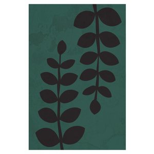 The Picturalist Framed Print on Rag Paper: Leaves